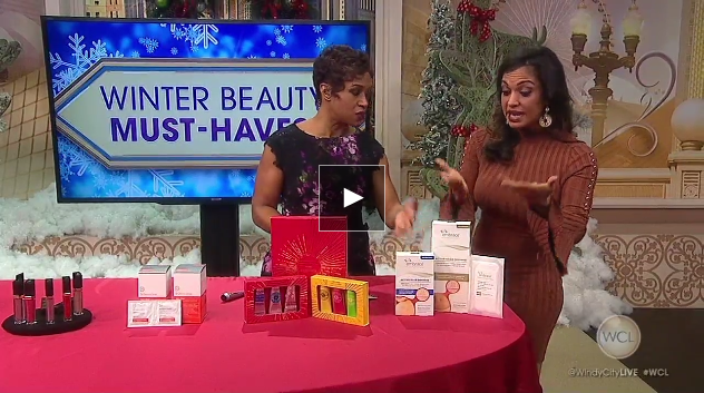 Winter beauty must-haves with Beauty Expert Milly Almodovar